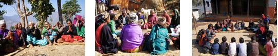 Nepal_yhteisöt