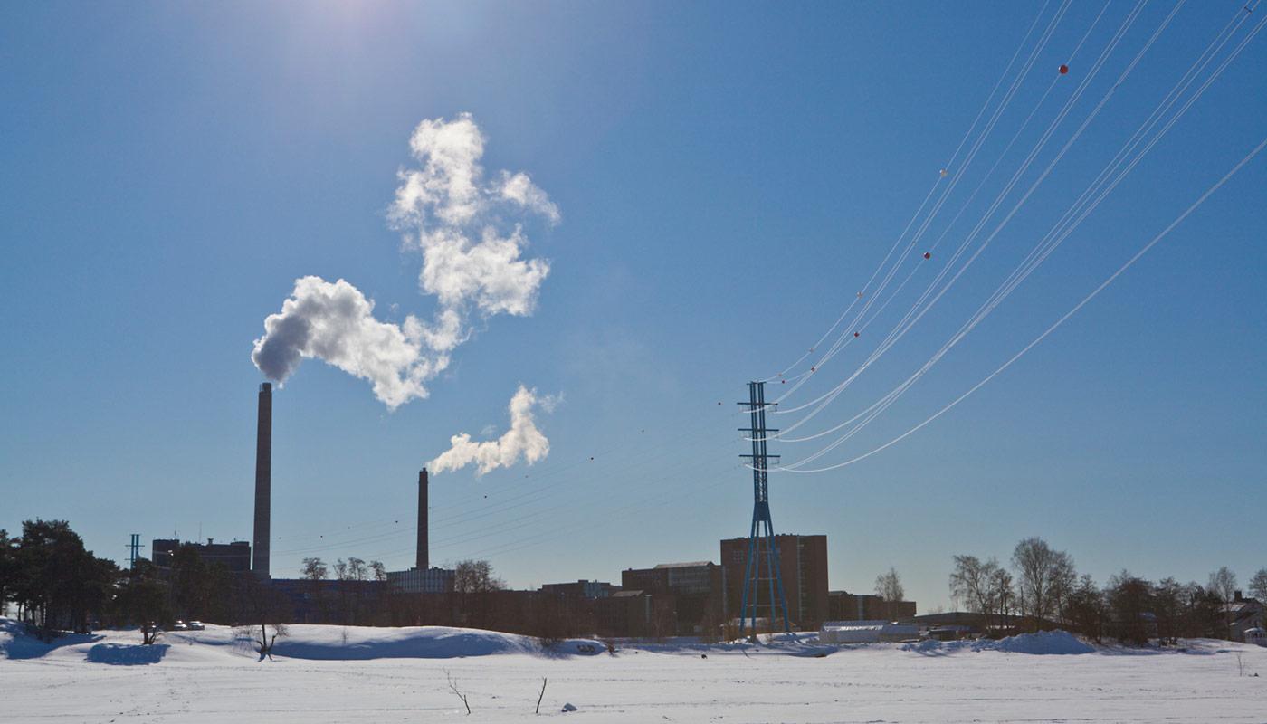 energia työpaikat Suonenjoki